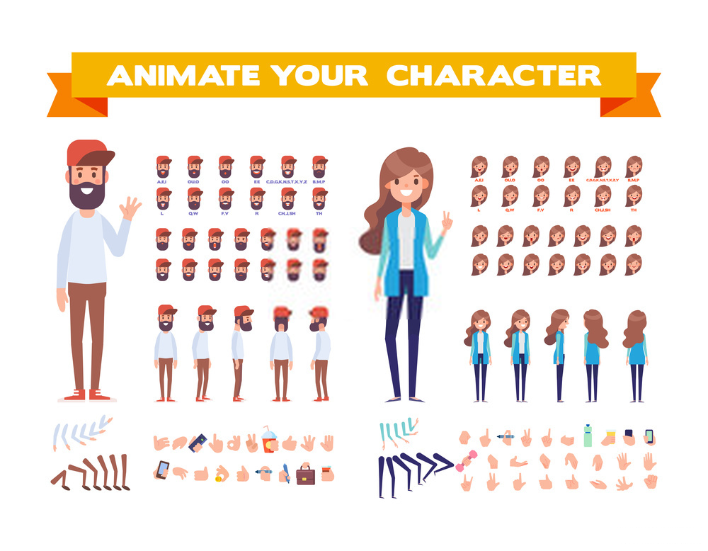 8 High-Ticket Animated Characters