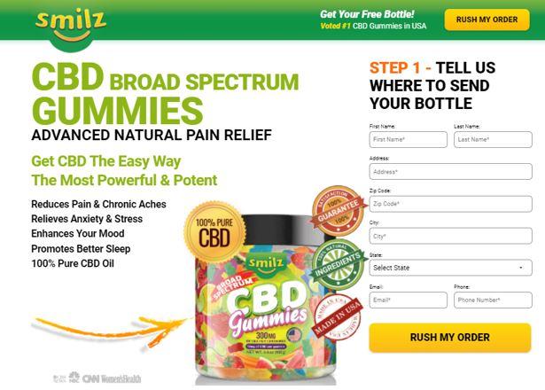 Smilz-CBD-Gummies-Canada-Order