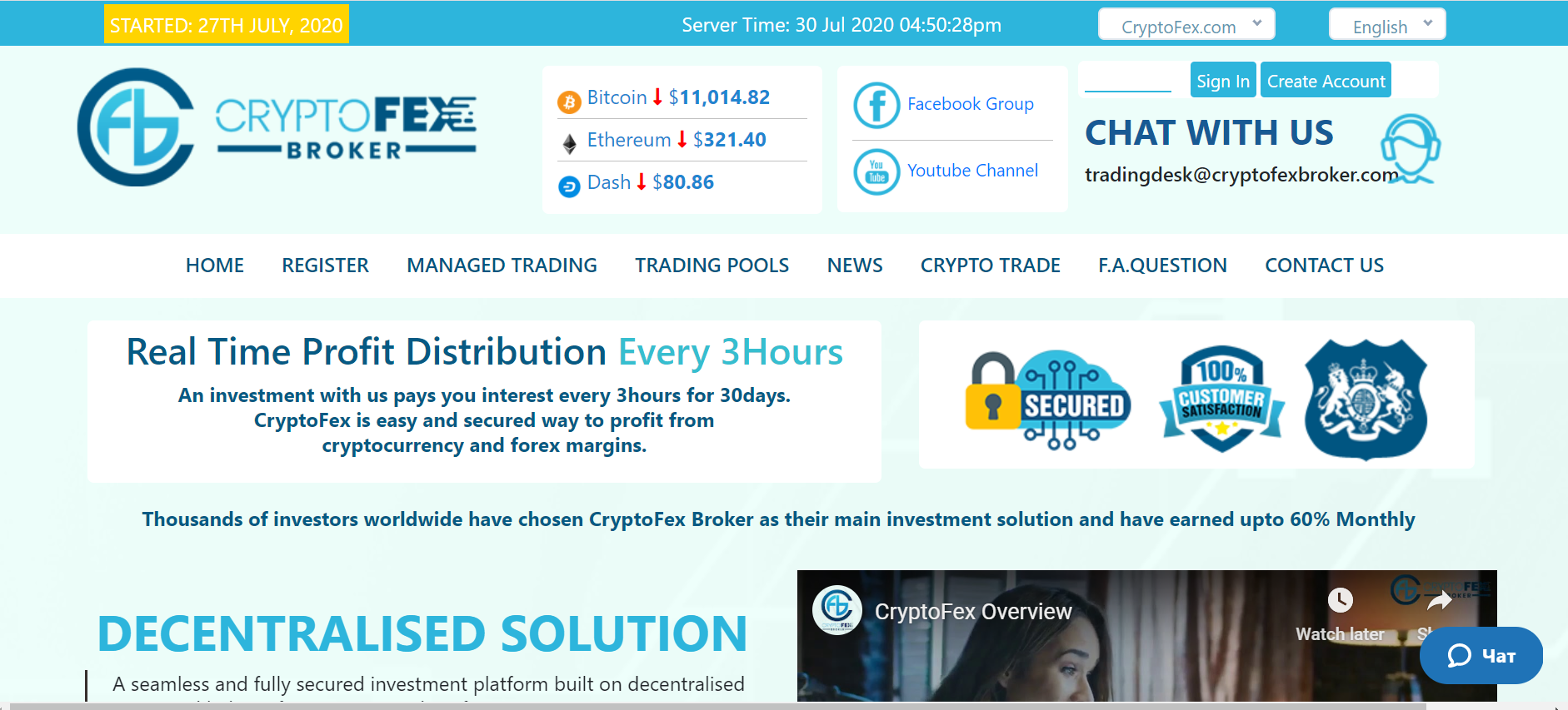 cryptofexbroker.com review