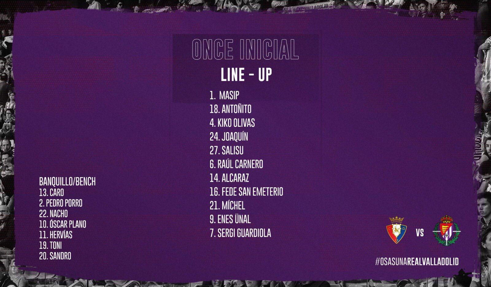 C.A. Osasuna - Real Valladolid C.F. Sábado 18 de Enero. 18:30 - Página 2 IMG-20200118-172053