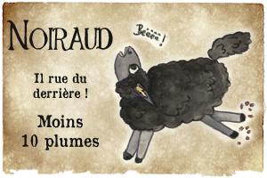 [RPM] Le Tour des Nano-mondes en 80 cookies - Jour 1  Mouton-noiraud