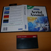 [VENDUS] 28 jeux MASTER SYSTEM -> 100€ FDPIN Aerial-Assault