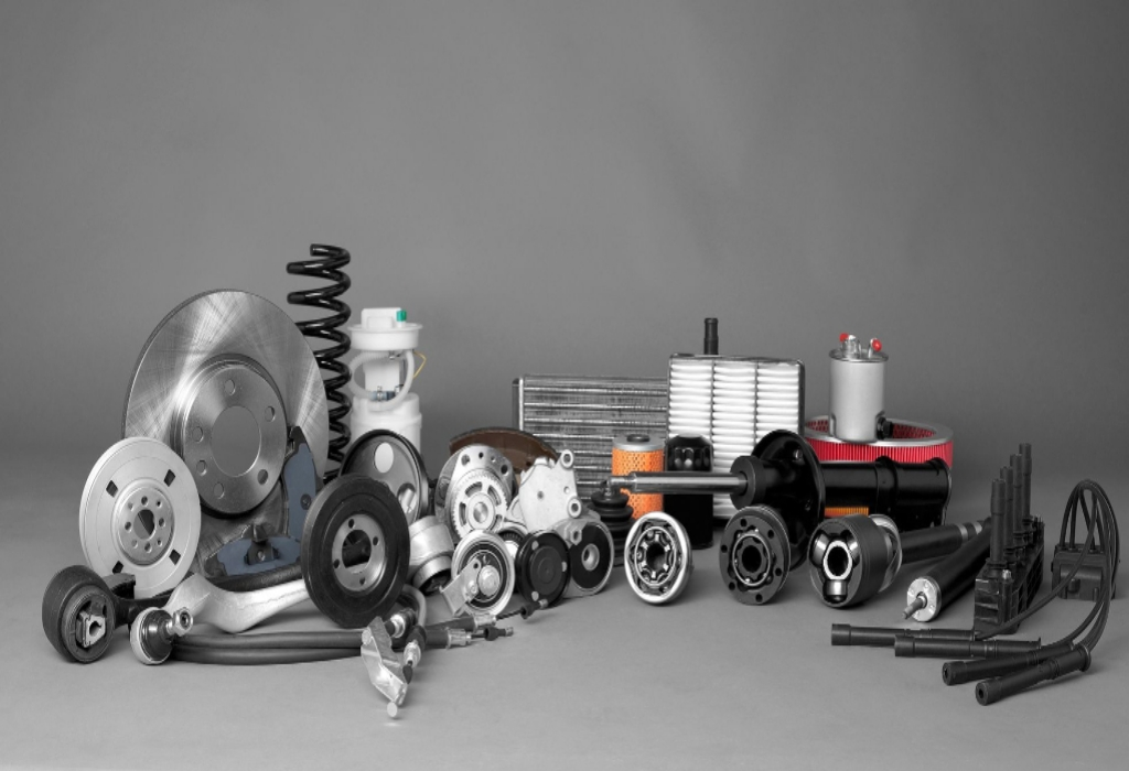 Car Spare Parts Company System