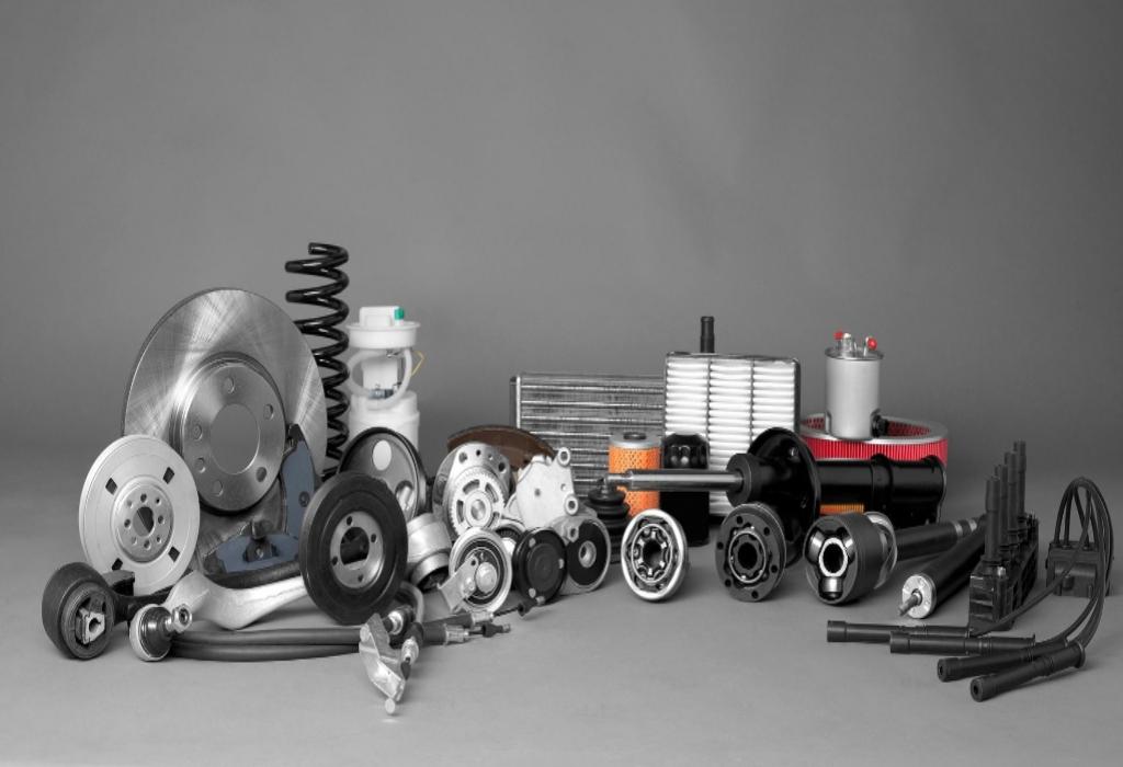 Spare Parts Machines Design Project