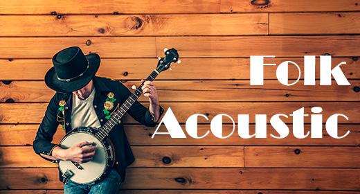 Uplifting Inspiring Acoustic Indie Folk - 17