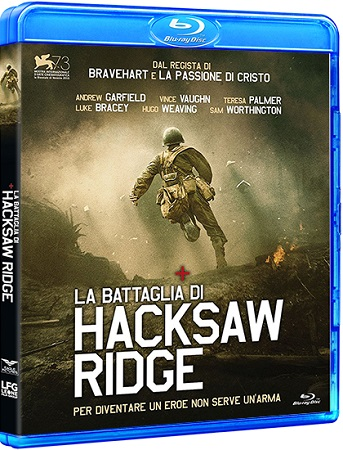 La Battaglia di Hacksaw Ridge (2016) Full Bluray AVC DTS HD MA DDNCREW