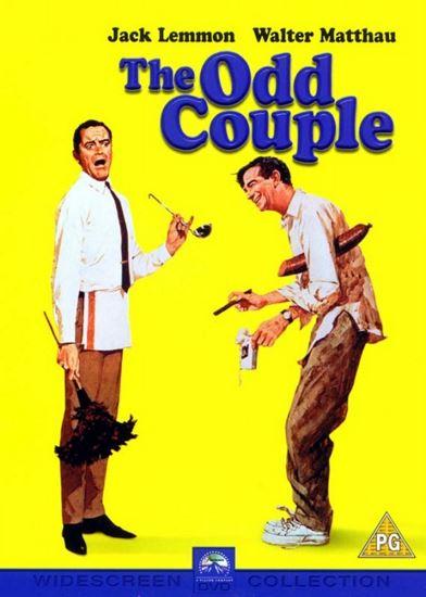 Dziwna para / The Odd Couple (1968) PL.BRRip.XviD-GR4PE   Lektor PL