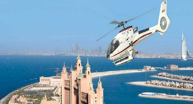 Helicopter Tour Packages in Dubai - Tickets