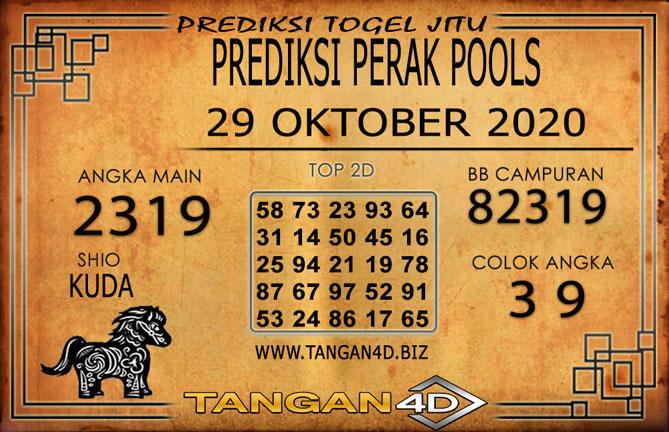 PREDIKSI TOGEL PERAK TANGAN4D 29 OKTOBER 2020
