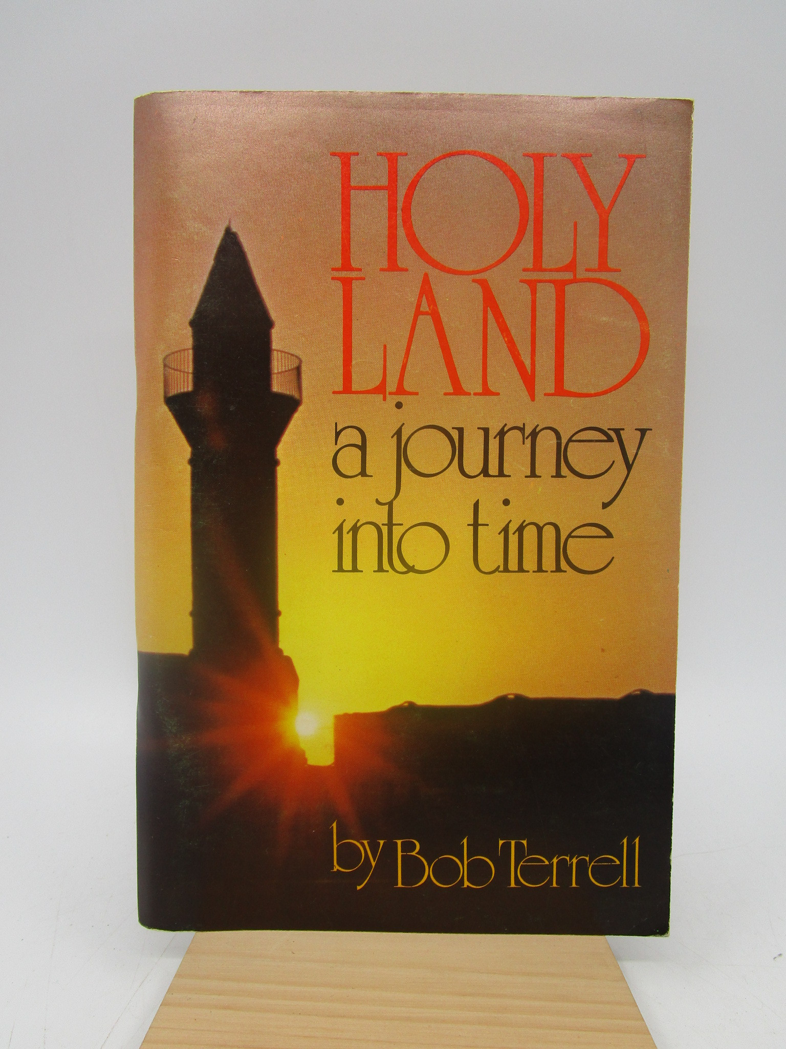 Image for Holy Land: A Journey Into Time (Signed First Edition)