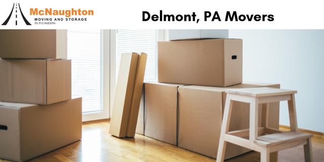Delmont movers