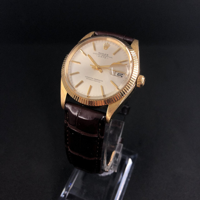 [Vends] Rolex 1503 Datejust or IMG-0974