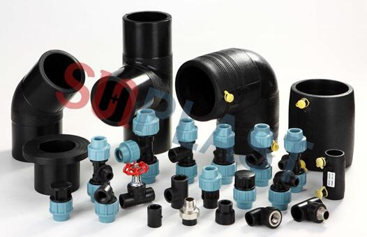 Ningbo Sunplast Pipe Co., Ltd Introduces Black HDPE Pipes & Butt Fusion HDPE Fittings for Industrial Clients