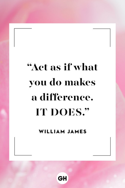 Act as if... william james