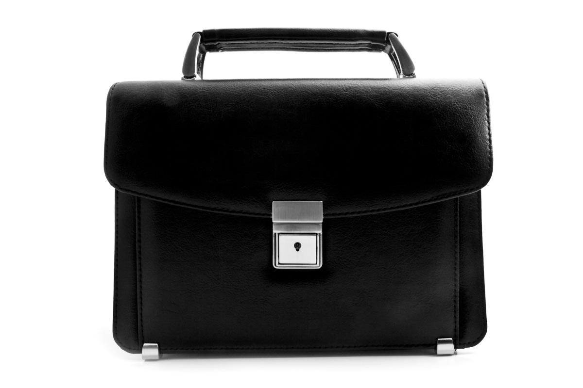 черная деловая сумка