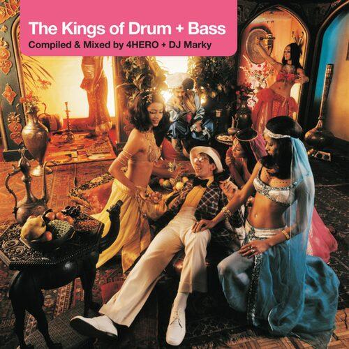 VA - The Kings Of Drum + Bass 2010