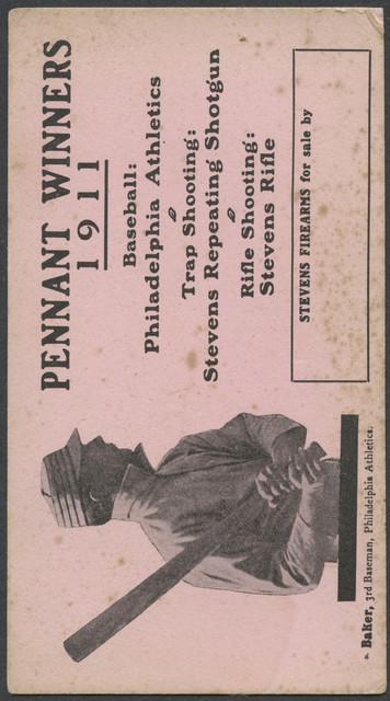 1911 Stevens Firearms - Baker F 2