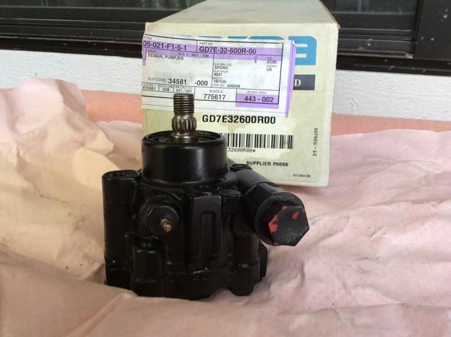 1993 Mazda 626 MX6 steering pump