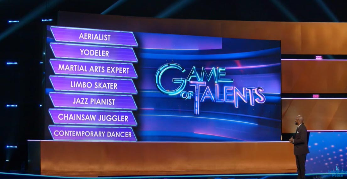 game of talents tv8
