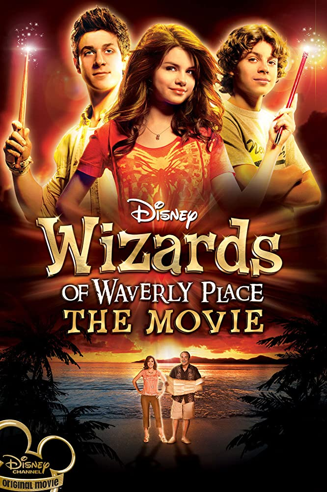 Wizards of Waverly Place The Movie 2009 Hindi Dual Audio 720p HDRip 700MB ESubs Download