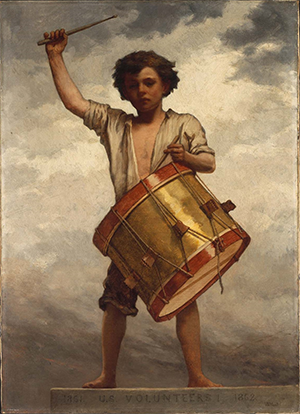 [SOLO] La Soeur de Charité The-Drummer-Boy-William-Morris-Hunt