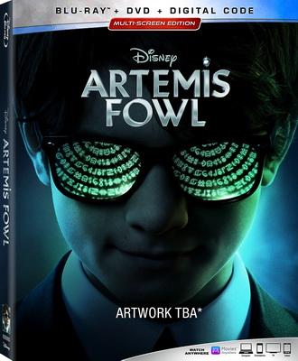 Artemis Fowl (2020) .mkv WEB-DL 2160p DD+ 5.1 iTA ENG HEVC HDR x265 - DDN