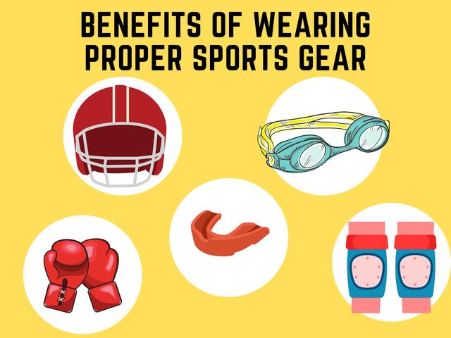 Benefits-of-Wearing-Proper-Sports-Gear