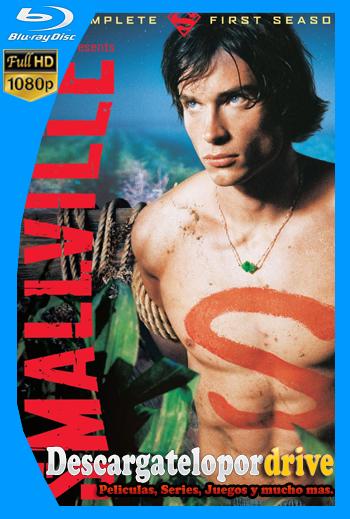 Smallville (2001) [Temporada 1] [1080p] [Latino] [1 Link] [GDrive] [MEGA]