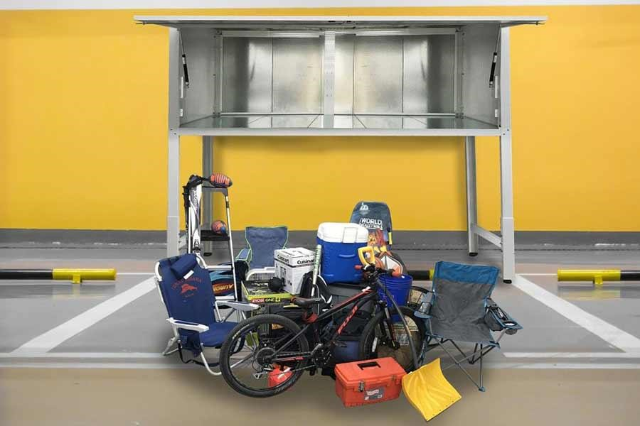 What is Car Space Storage?