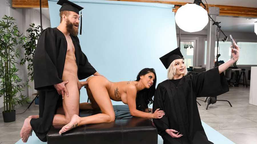 Gianna Grey, Xander Corvus – Graduating Tits – Brazzers Exxtra – Brazzers