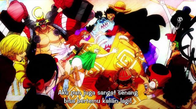 One Piece Episode 981 Subtitle Indonesia