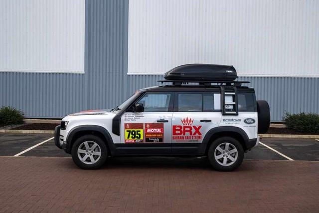 Le Nouveau Defender Va Jouer Un Rôle Crucial Dans Le Retour De Land Rover Sur Le Dakar En 2021 Defenders-Dakar2021-04