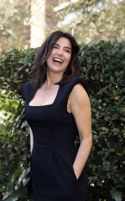 ROME-ITALY-FEBRUARY-17-Luisa-Ranieri-attends-the-photocall-of-La-Vita-Promessa-on-February-17-2020-i