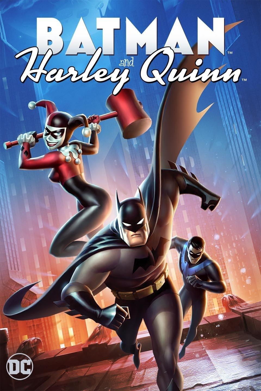 ბეტმენი და ჰარლი ქუინი BATMAN AND HARLEY QUINN