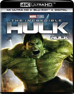 Hulk 2 - L'Incredibile Hulk (2008) UHD 2160p UHDrip HDR10 HEVC DTS ITA/ENG - ItalyDownload