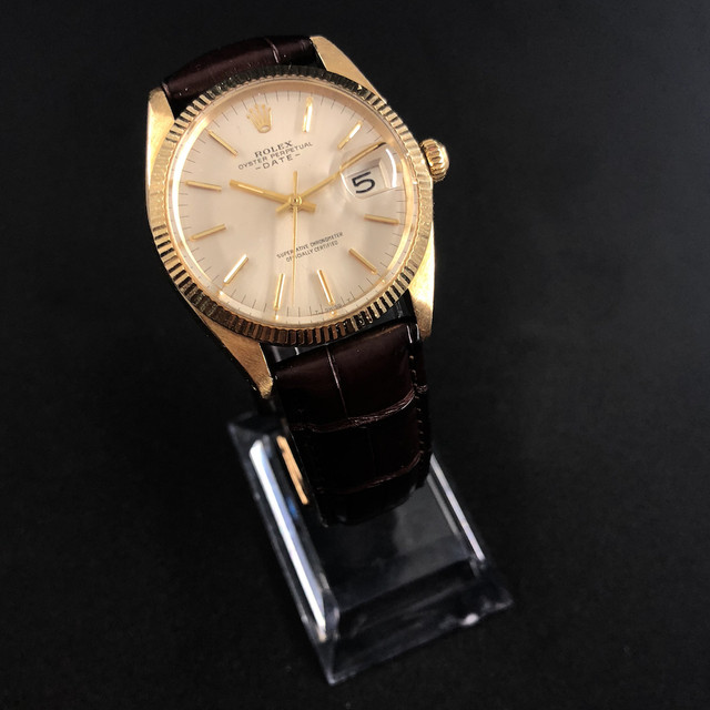 [Vends] Rolex 1503 Datejust or IMG-0979