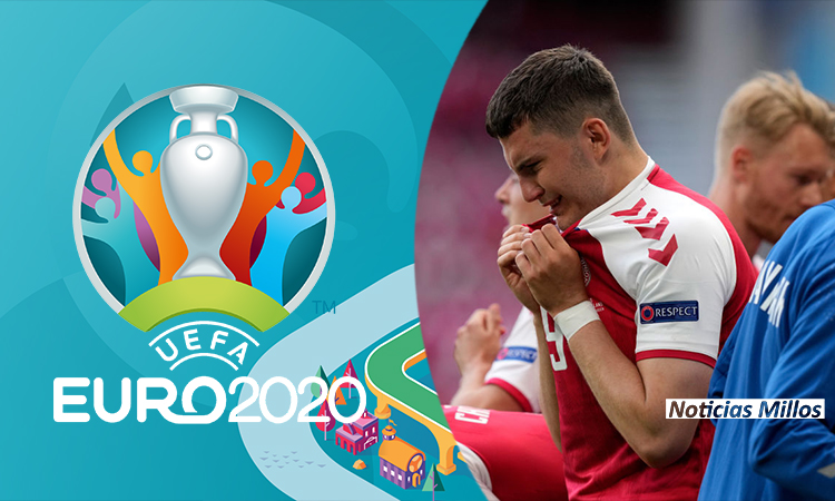 Christian Eriksen Euro2020