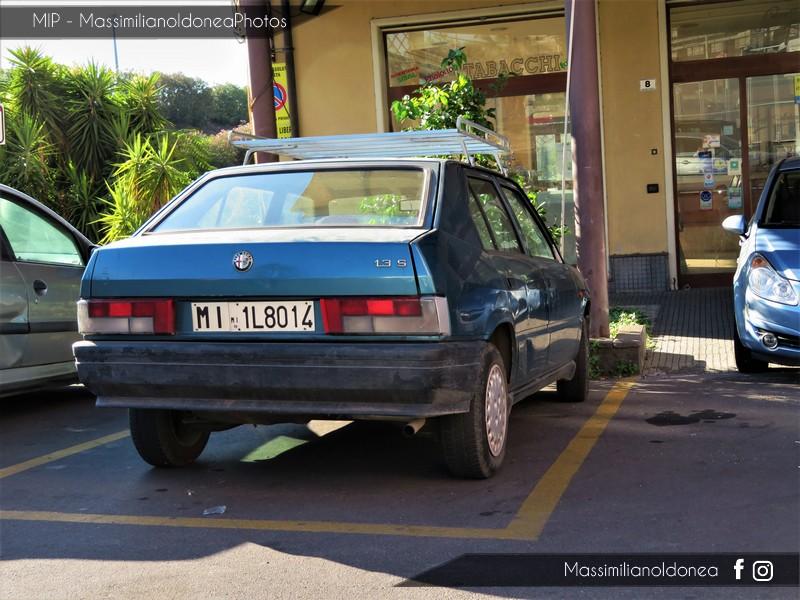 avvistamenti auto storiche - Pagina 38 Alfa-Romeo-33-S-1-3-86cv-89-MI1-L8014