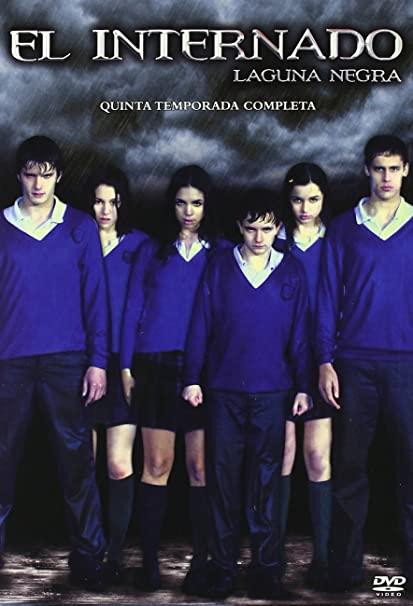 Internat / El Internado (2007-2010) {Sezon 1-5} {Kompletne Sezony} PL.WEB-DL.AC3.2.0.H.264-Ralf.DeiX / Le