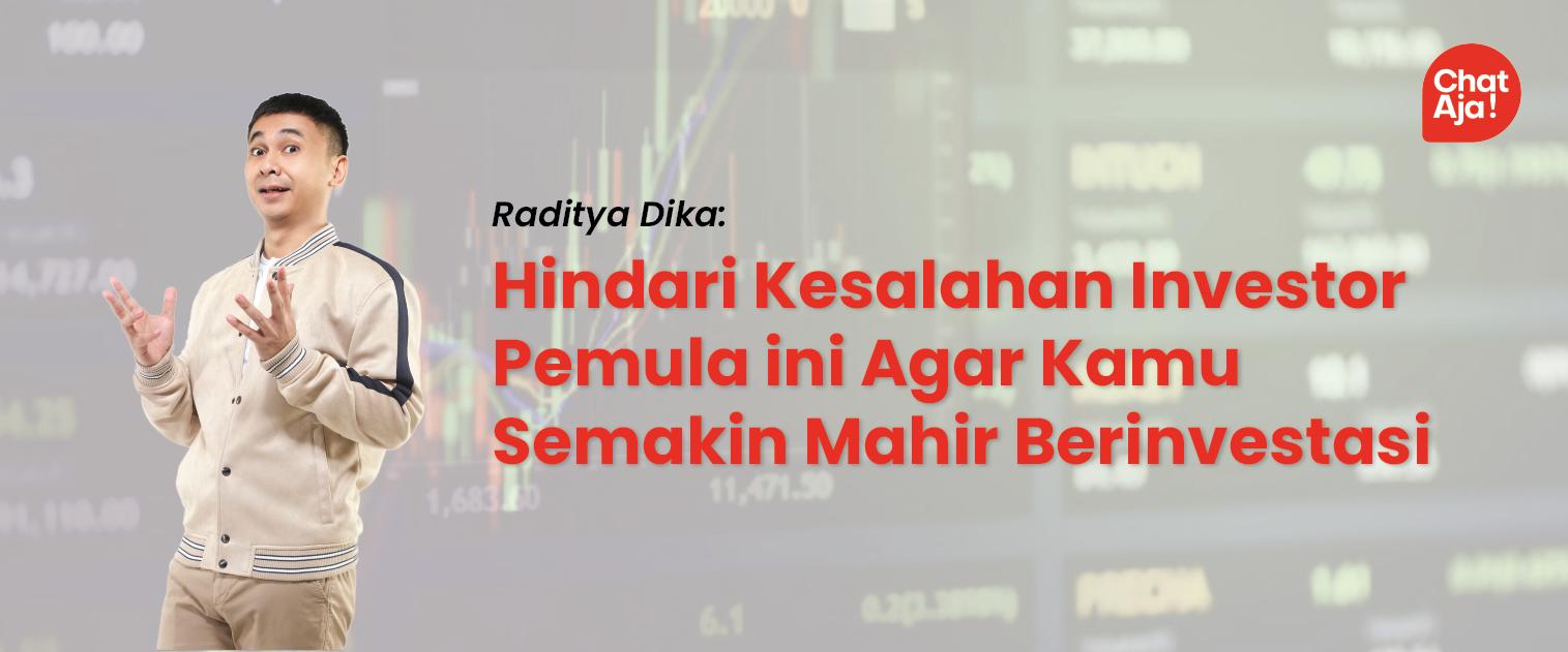 Kesalahan Investor Pemula
