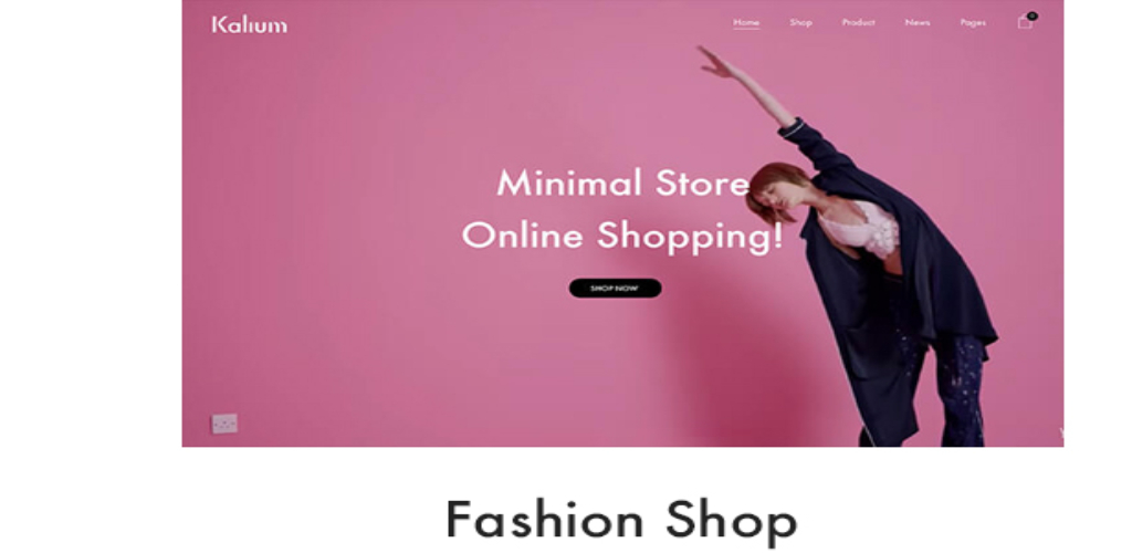 Discover What Fashion Shop Is