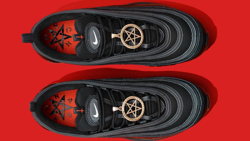 Lil Nas X, sold out le tetre Satan Shoes