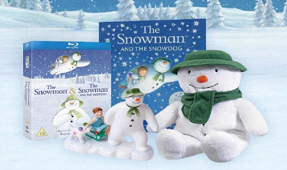 The Snowman online