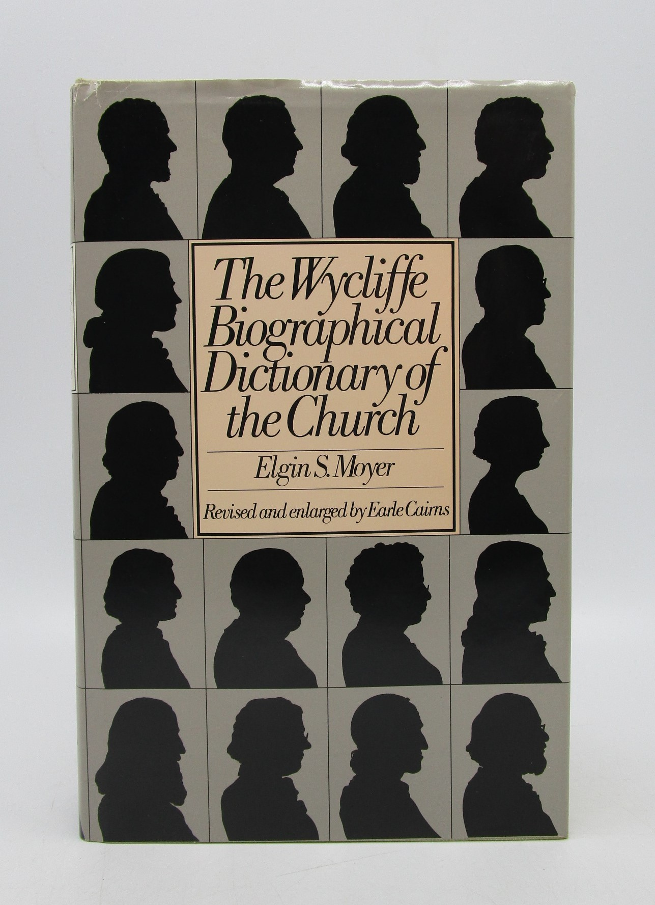 Image for The Wycliffe Biographical Dictionary of the Church