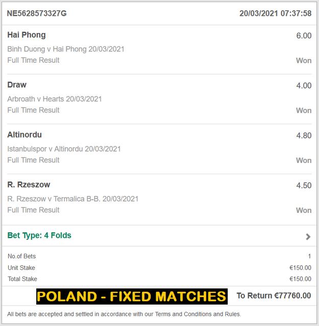 POLAND-VIP-TICKET