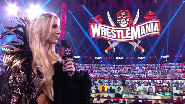 Charlotte Flair por el Campeonato Femenino de RAW de Asuka 1 de Marzo