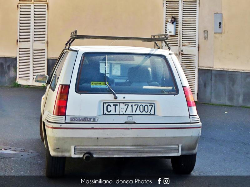 avvistamenti auto storiche - Pagina 39 Renault-Supercinque-GT-Turbo-1-4-116cv-86-CT717007-7