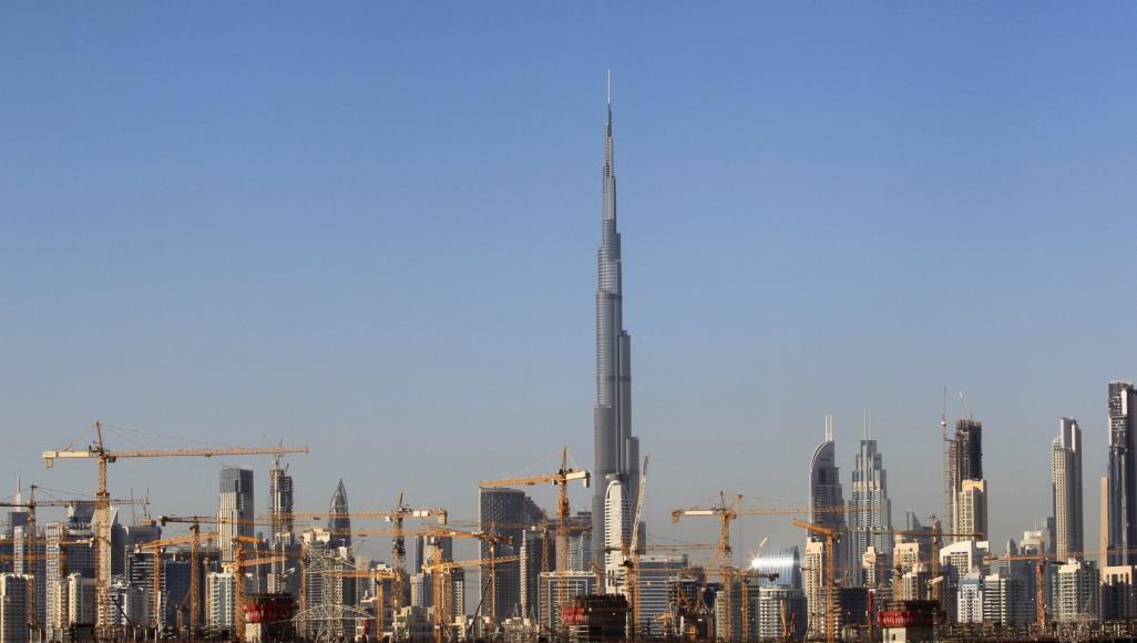 ظهور احدى علامات الساعة في دبي