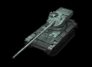 Премиум танк AMX 13 57 World of Tanks Blitz