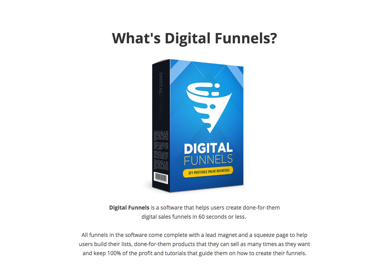 DigitalFunnels Review